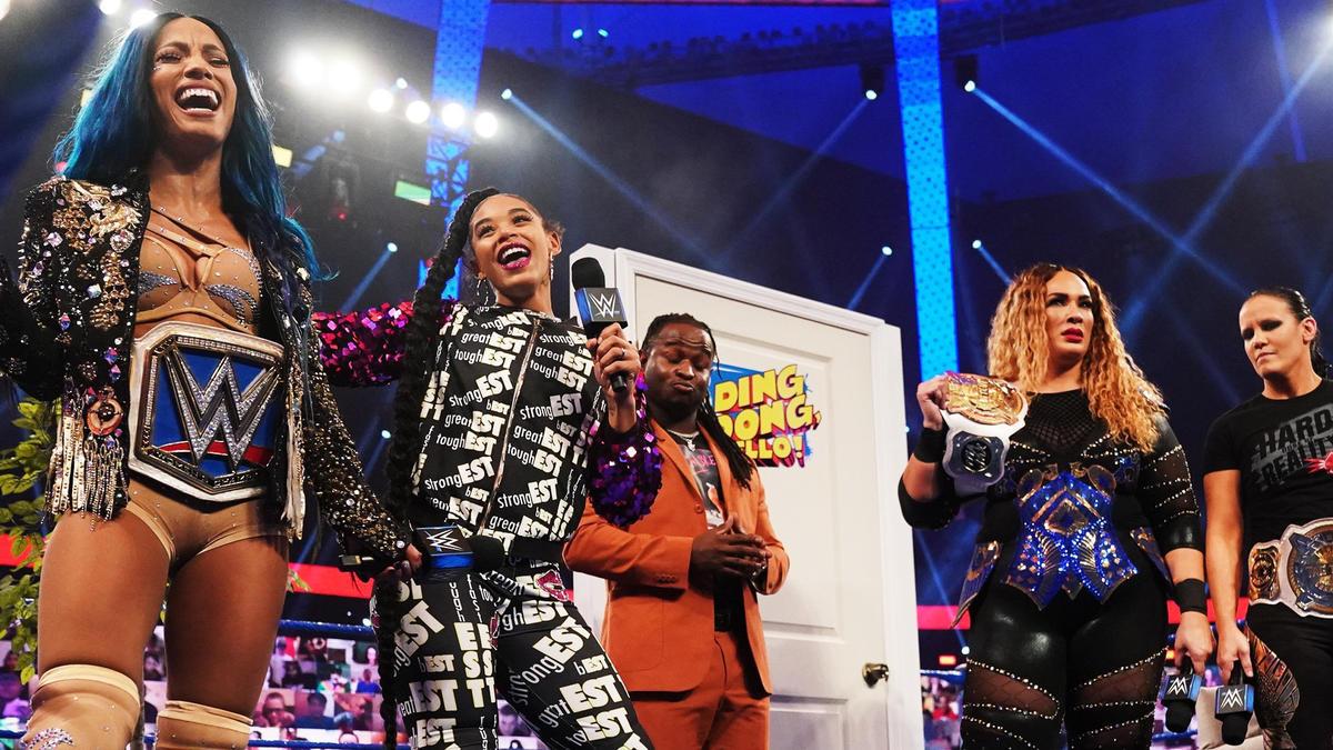 WWE Smackdown Preview (26/02/21): Edge-Roman Reigns; Chamber Fallouts 1