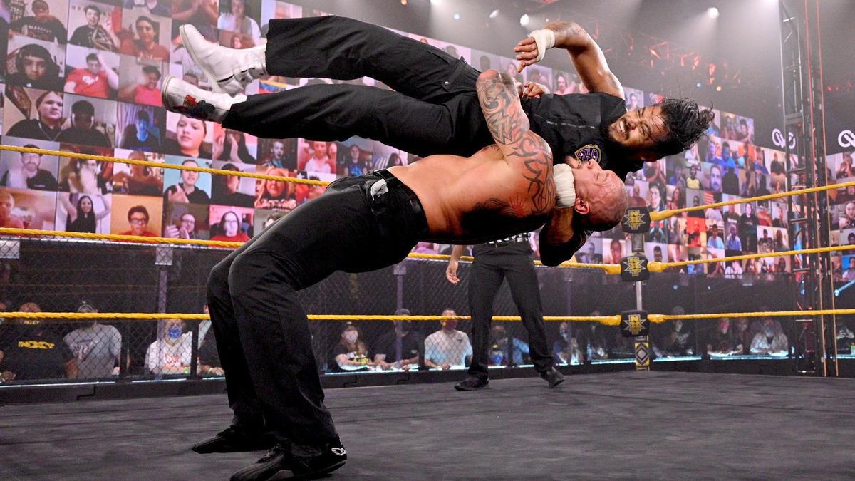 WWE NXT 24.02.2021