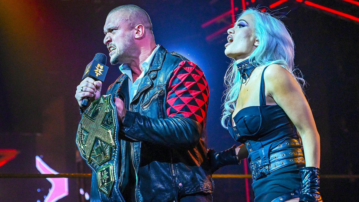 WWE NXT: Champions Reunite, Debut, New Champion Crowned And More 1