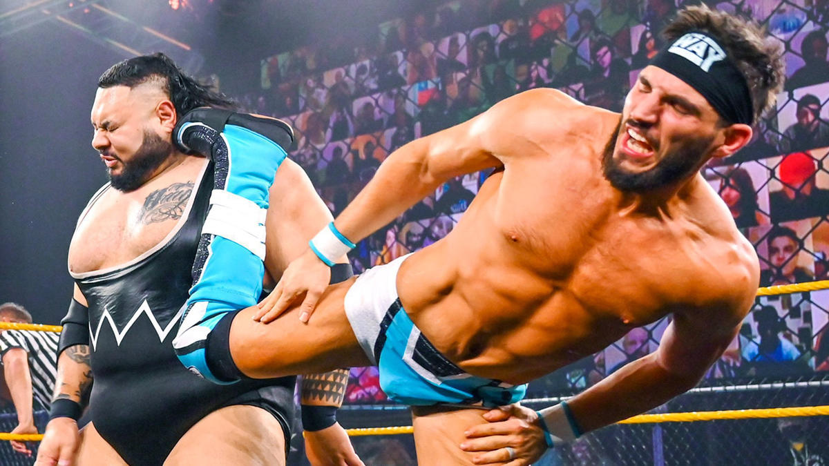 WWE NXT: Champions Reunite, Debut, New Champion Crowned And More 2