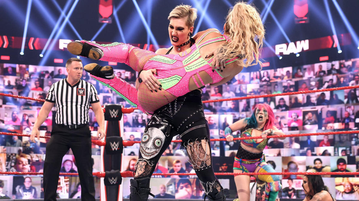 WWE Raw Results (26/04/21): McIntyre vs Strowman: Charlotte Flair Ban Lifted 48