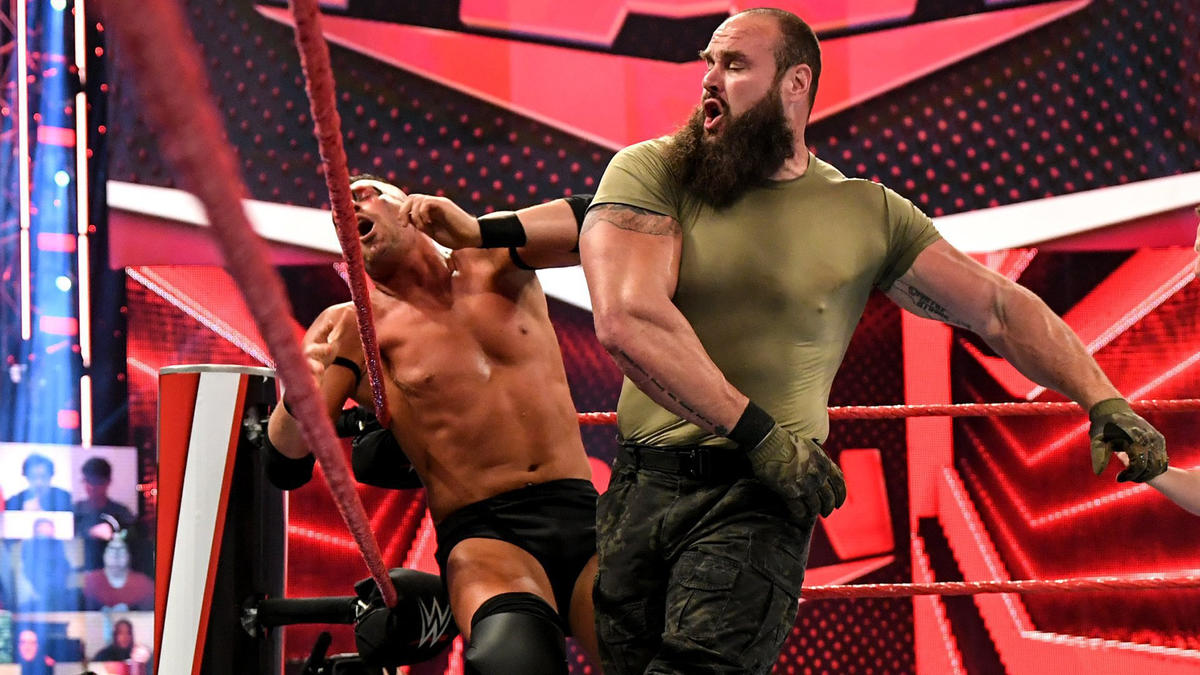WWE Raw Results (26/04/21): McIntyre vs Strowman: Charlotte Flair Ban Lifted 44