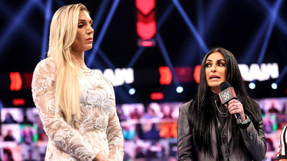 WWE Raw Results (26/04/21): McIntyre vs Strowman: Charlotte Flair Ban Lifted 47