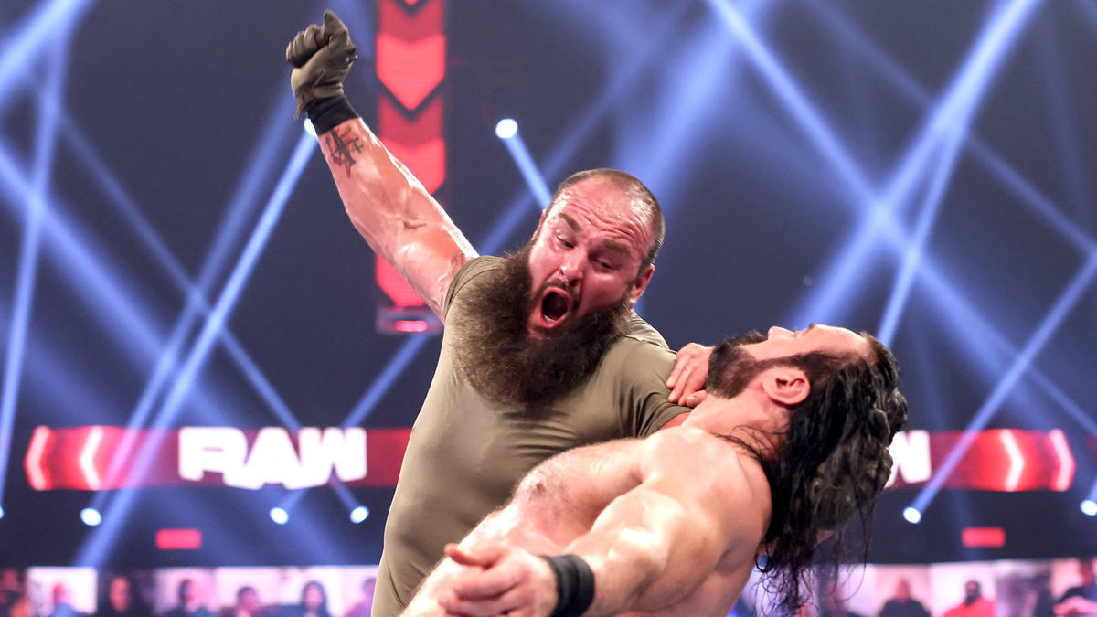 WWE Raw Results (26/04/21): McIntyre vs Strowman: Charlotte Flair Ban Lifted 49