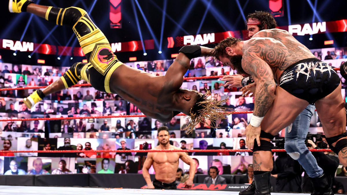 WWE Raw Results (26/04/21): McIntyre vs Strowman: Charlotte Flair Ban Lifted 46
