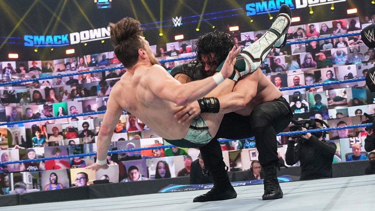 Daniel Bryan Banned From WWE Smackdown After Loss To Roman Reigns 1