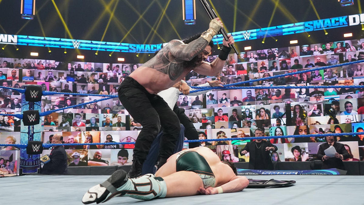 Daniel Bryan Banned From WWE Smackdown After Loss To Roman Reigns 2