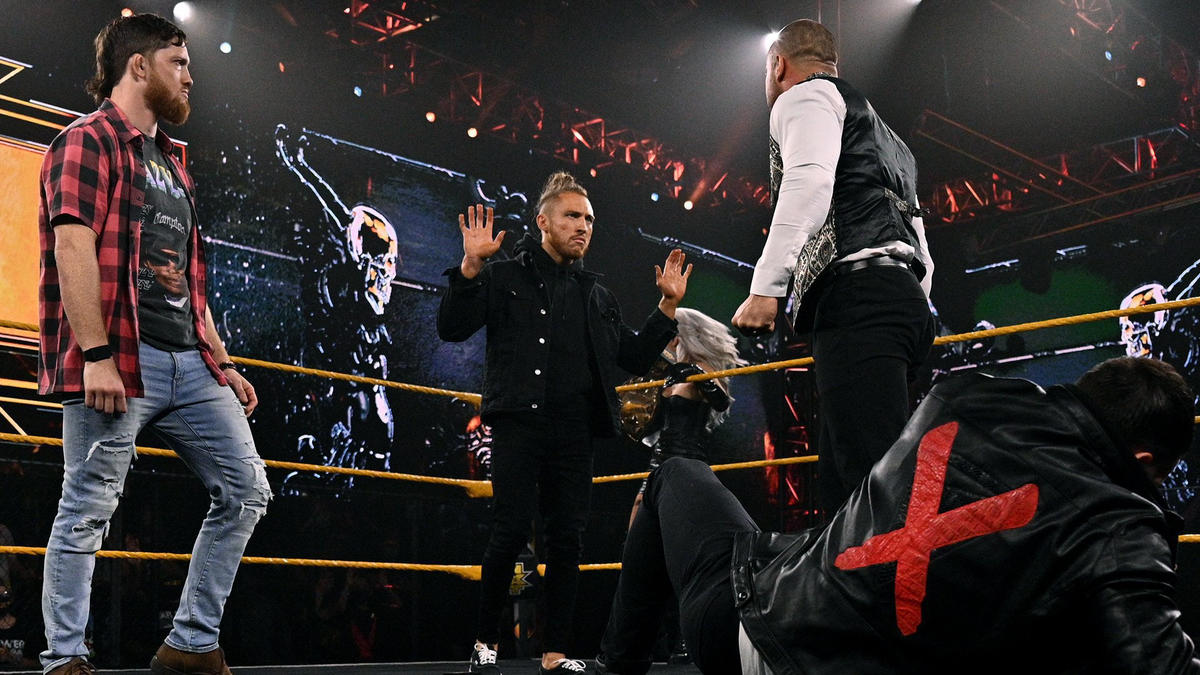 WWE NXT Results (04/05/2021): Falls Count Anywhere; New Champions Crowned 2