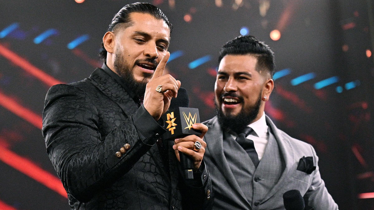 WWE NXT Results (04/05/2021): Falls Count Anywhere; New Champions Crowned 3
