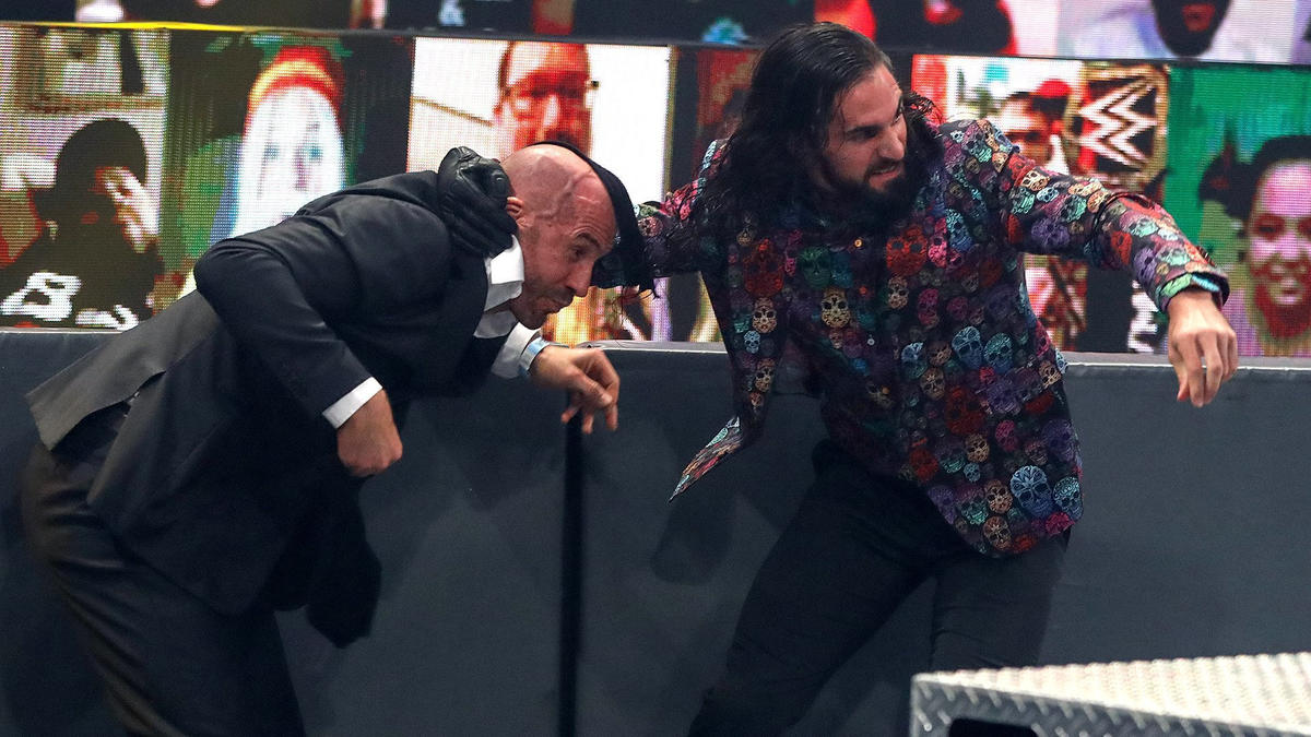 WWE Smackdown Preview (28/05/21): The Usos In Action; Hell In A Cell Builds 107