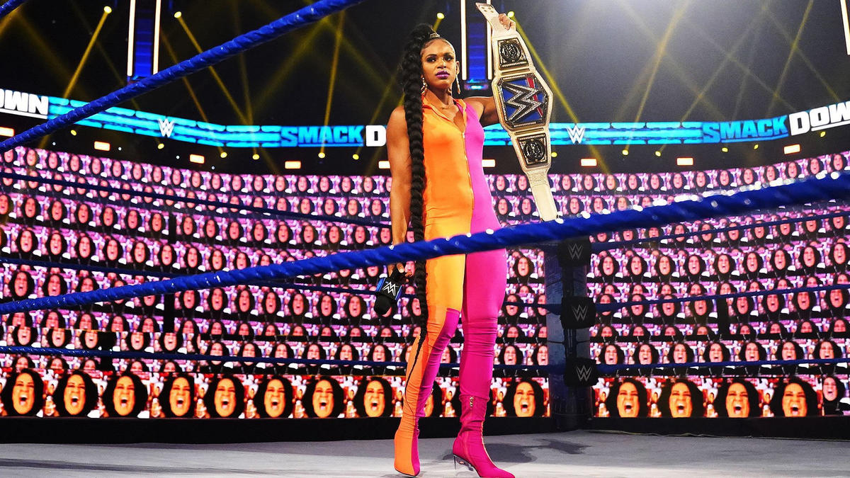 WWE Smackdown Preview (11/06/21): Hell In A Cell Build; Street Profits In Action 91