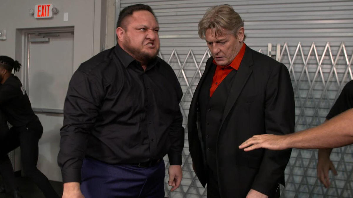WWE NXT Results (15/06/21): Samoa Joe Returns; Tornado Tag Team Match; Title Match 91
