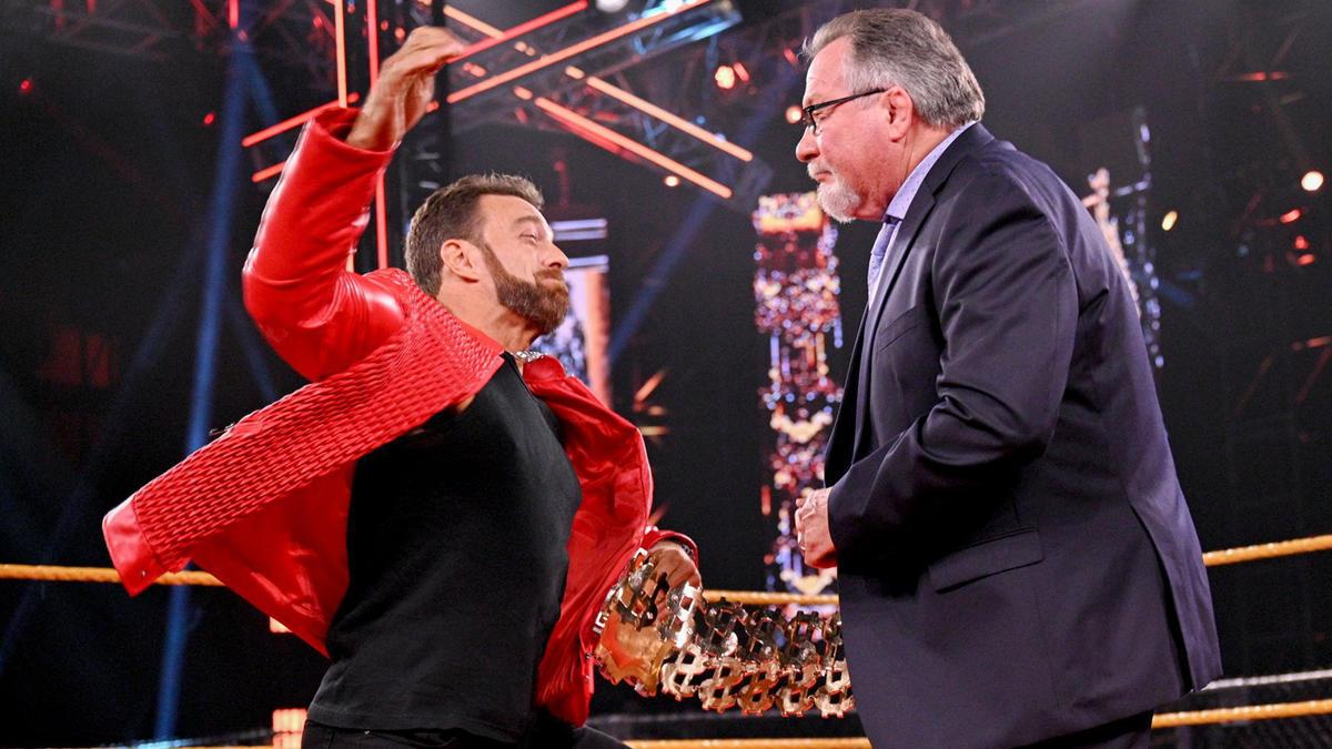 WWE NXT Results (15/06/21): Samoa Joe Returns; Tornado Tag Team Match; Title Match 92
