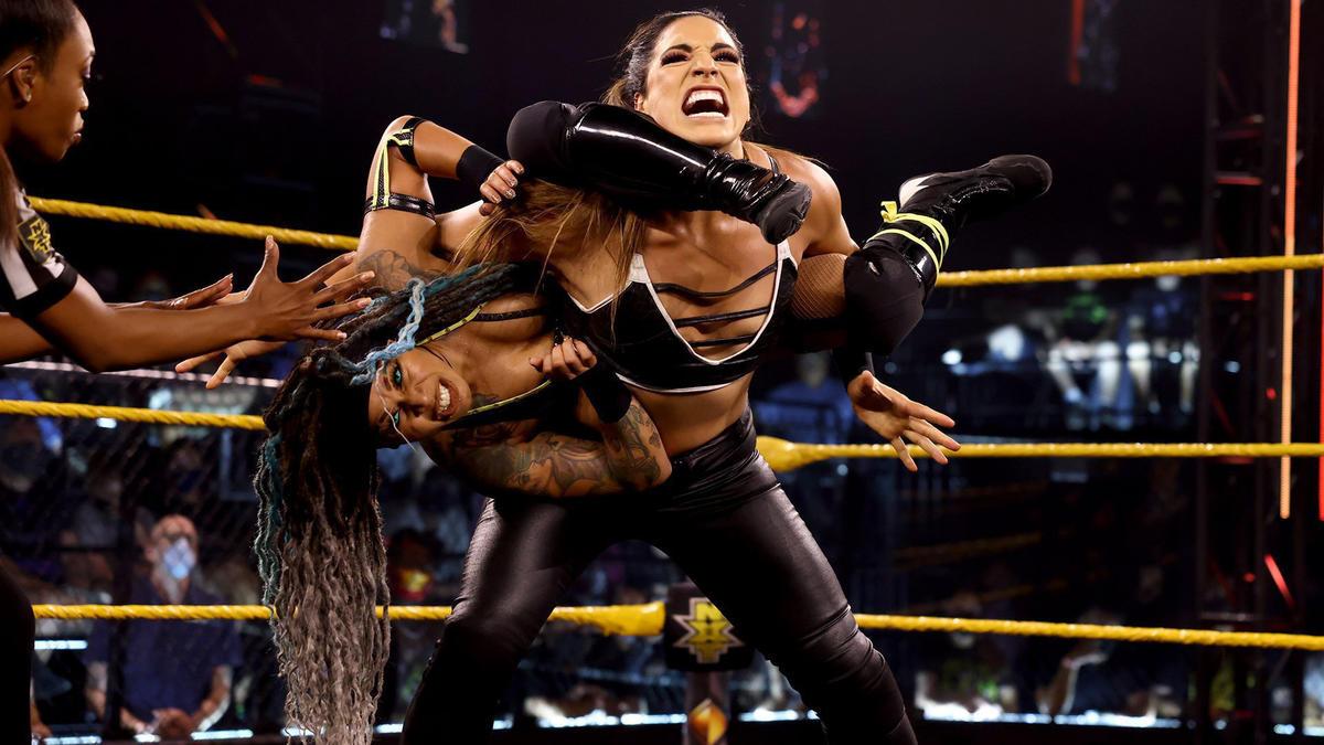 WWE NXT Results (15/06/21): Samoa Joe Returns; Tornado Tag Team Match; Title Match 93