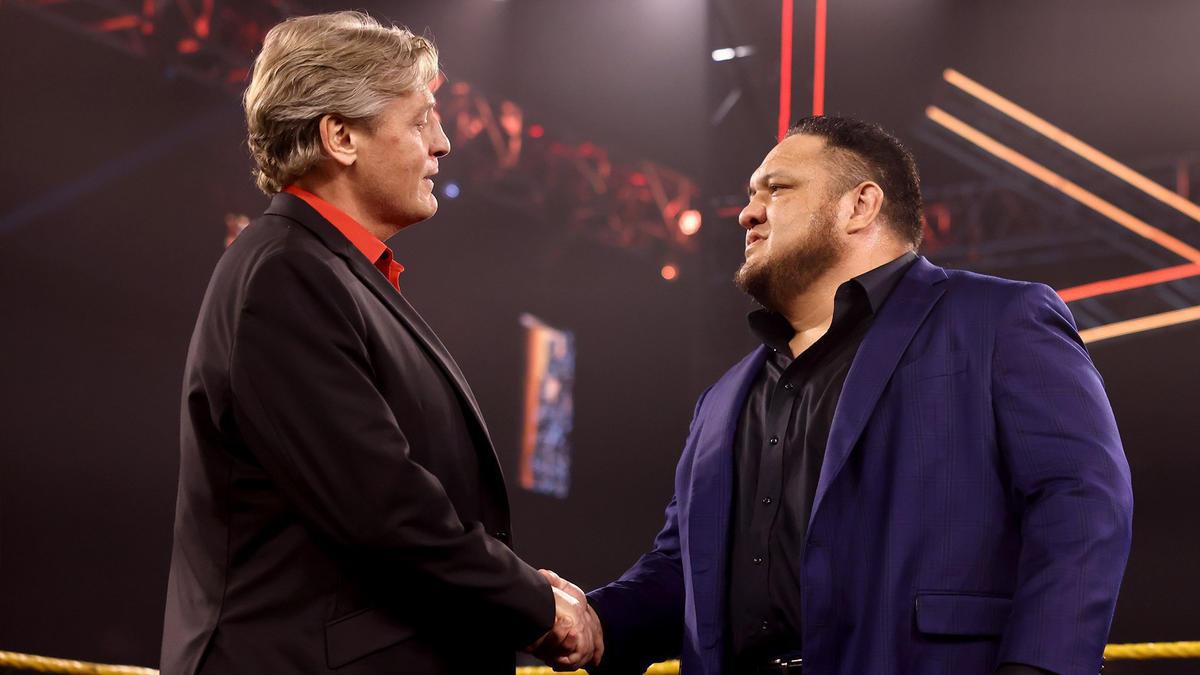WWE NXT Results (15/06/21): Samoa Joe Returns; Tornado Tag Team Match; Title Match 90