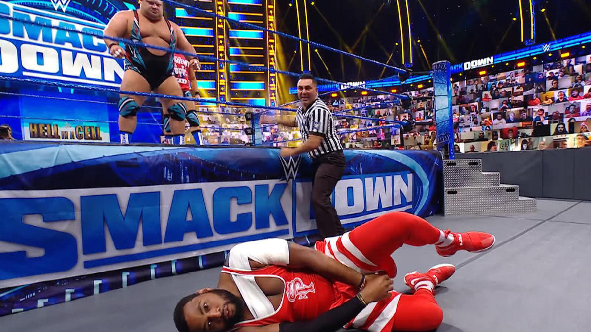 WWE Smackdown Preview (25/06/21): Hell in a Cell 2021 Fallouts; Mixed Tag Match 2