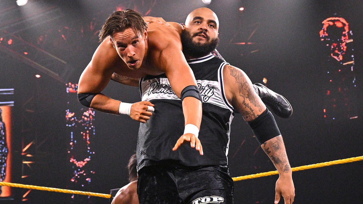 WWE NXT Results (22/06/21): Diamond Mine Debuts; Adam Cole In Action 76