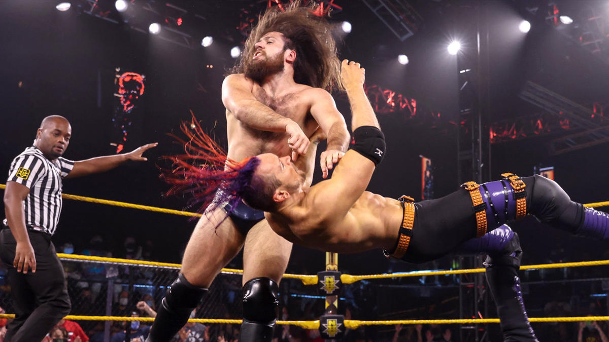 WWE NXT Results (29/06/21): Huge Title Change; Great American Bash Builups 114