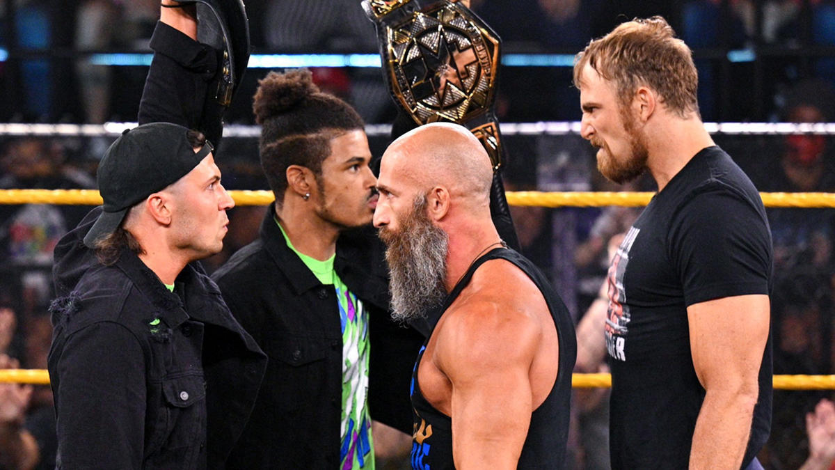 WWE NXT Results (29/06/21): Huge Title Change; Great American Bash Builups 115