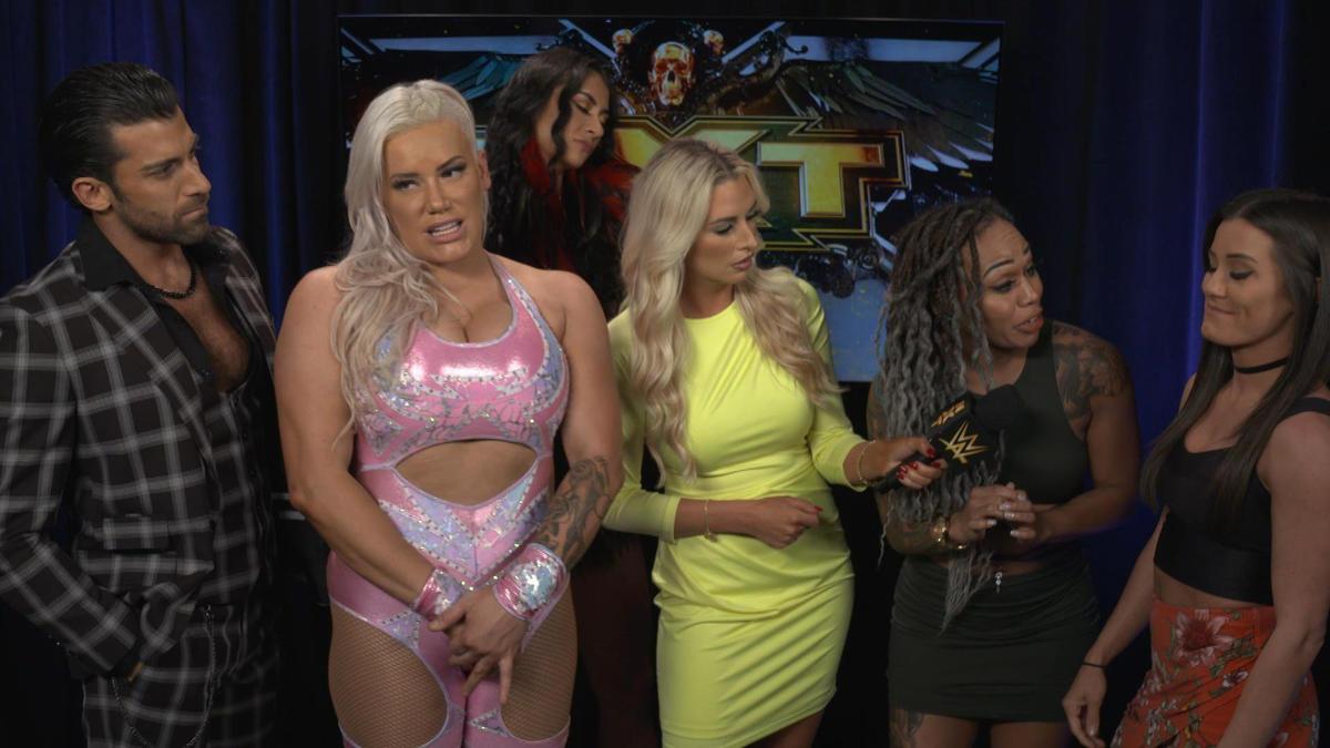 WWE NXT Results (20/07/21): Women's Title Match; Kross Attack William Regal 36