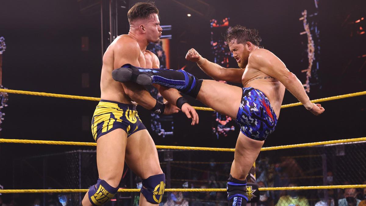 WWE NXT Results (20/07/21): Women's Title Match; Kross Attack William Regal 37