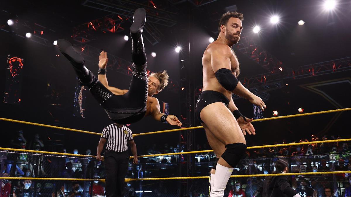 WWE NXT Results (20/07/21): Women's Title Match; Kross Attack William Regal 39