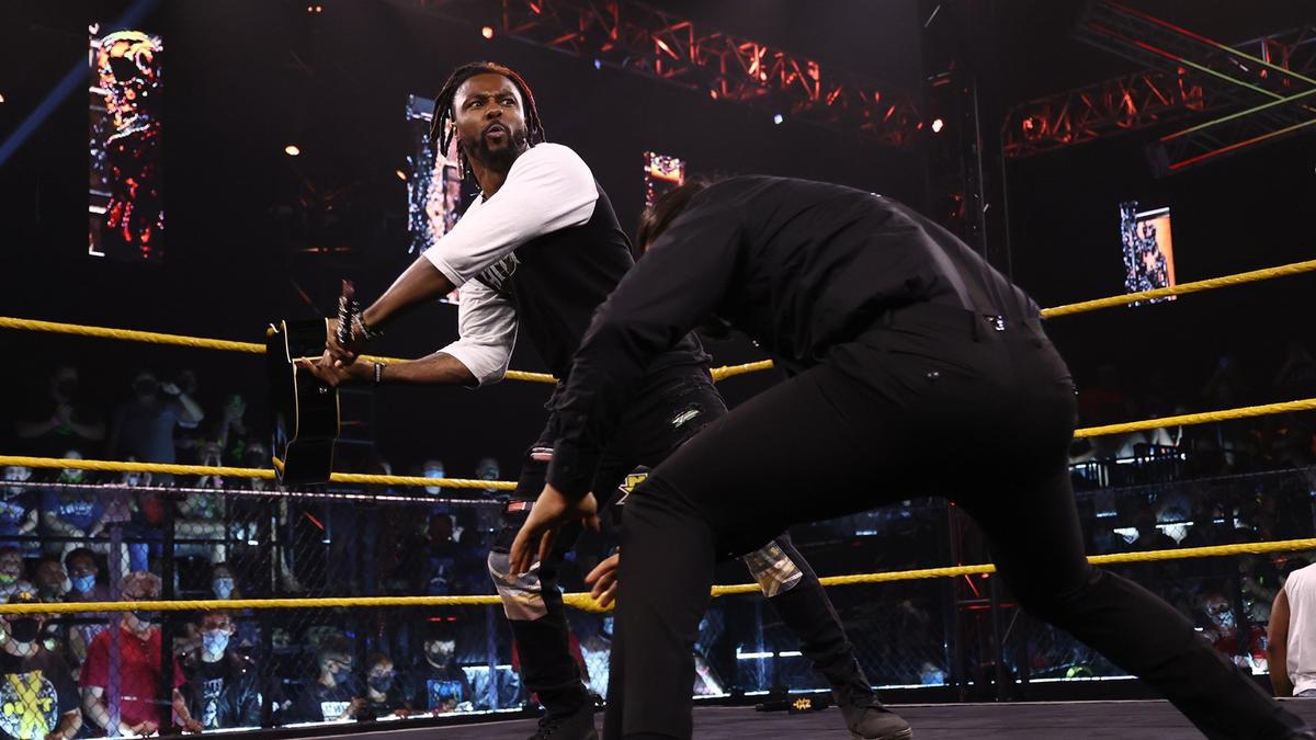 WWE NXT Results (20/07/21): Women's Title Match; Kross Attack William Regal 38