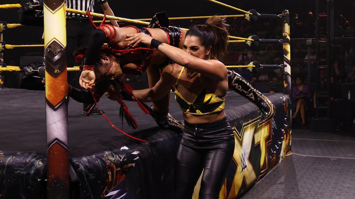 WWE NXT Results (20/07/21): Women's Title Match; Kross Attack William Regal 40