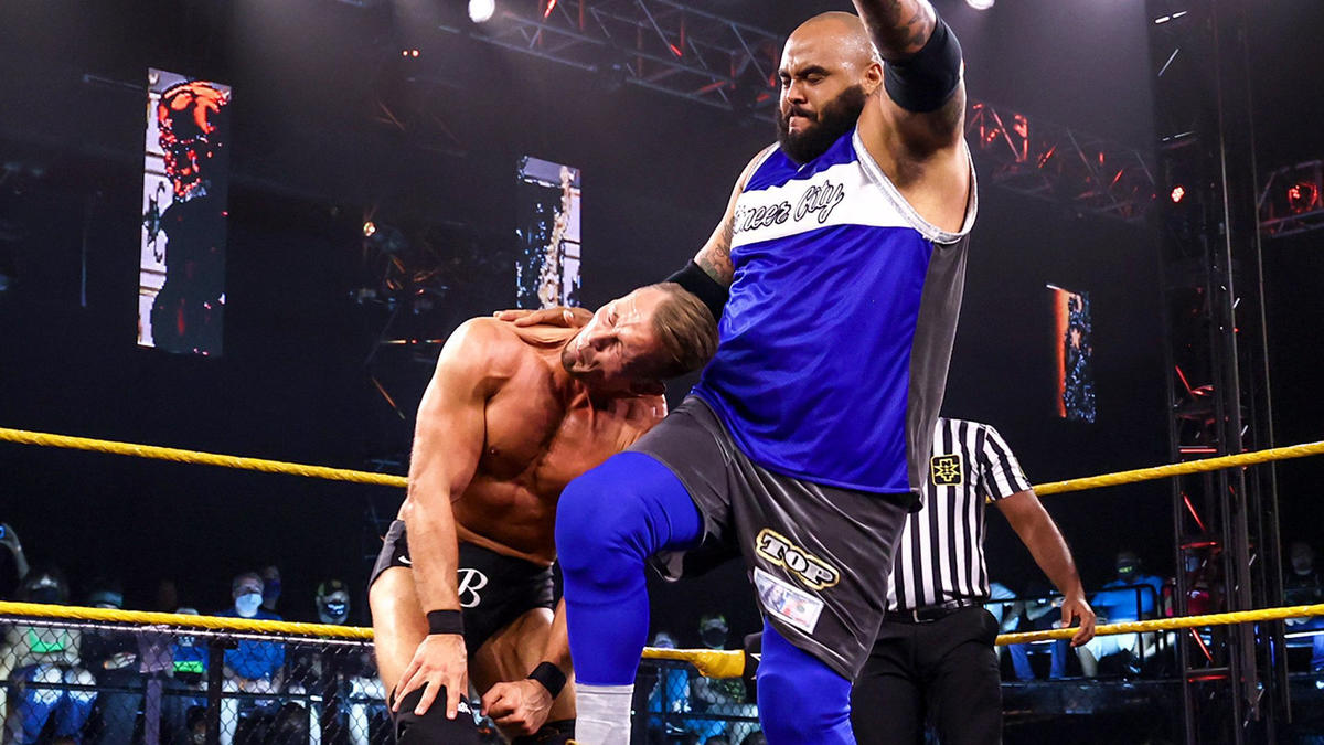 WWE NXT Results (27/07/21): Shocking Betrayal; TakeOver Announcement & More 87