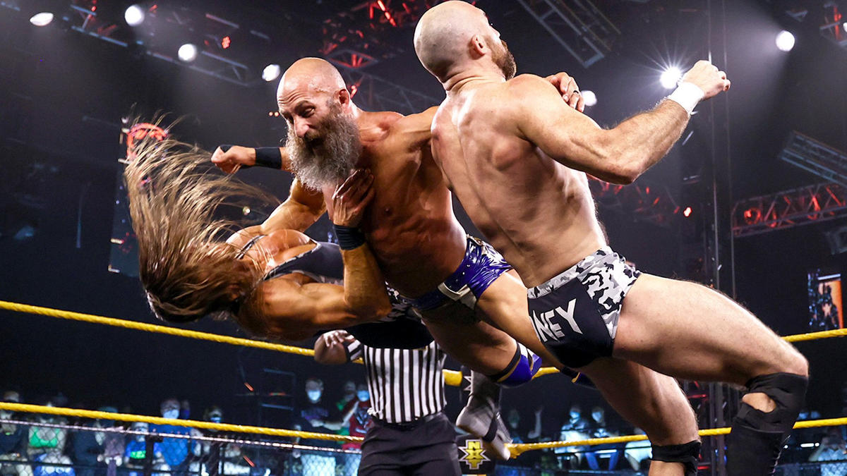 WWE NXT Results (27/07/21): Shocking Betrayal; TakeOver Announcement & More 85