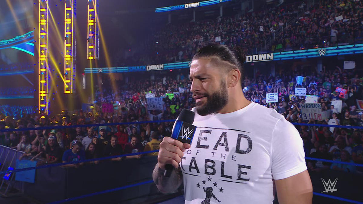Roman Reigns Compares John Cena To Missionary Position; Declines WWE Summerslam 2021 Challenge 2