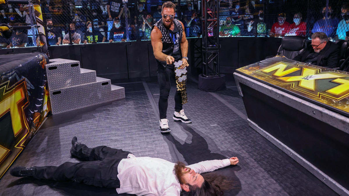 WWE NXT Results (17/07/21): Mixed Tag Team Action; Kross-Joe Face-Off 89
