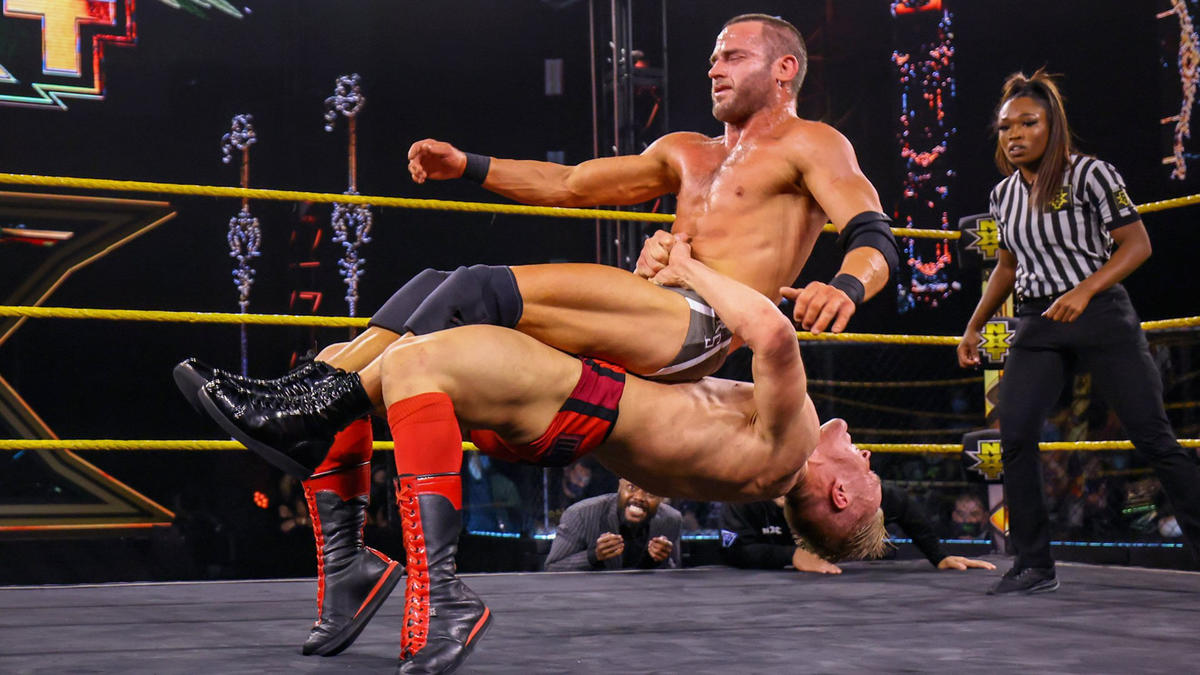 WWE NXT Results (17/07/21): Mixed Tag Team Action; Kross-Joe Face-Off 88
