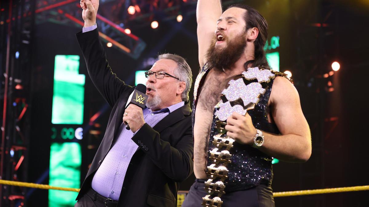 WWE NXT Results (24/08/21): Six-Man Tag Team Match; BreakOut Tourney Final 61
