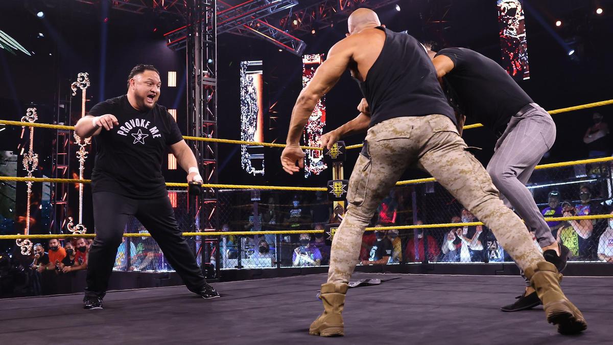 WWE NXT Results (24/08/21): Six-Man Tag Team Match; BreakOut Tourney Final 64