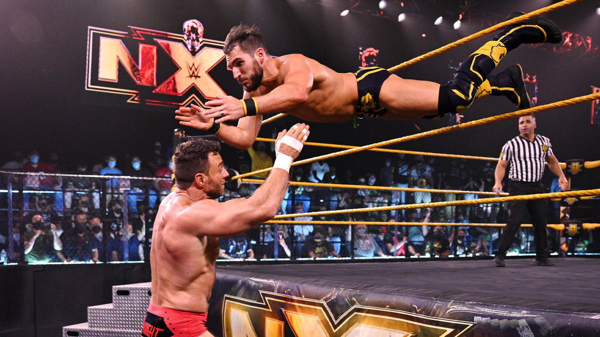 WWE NXT Results (31/08/21): Women's Champion In Action; Ciampa Vs. Holland 43