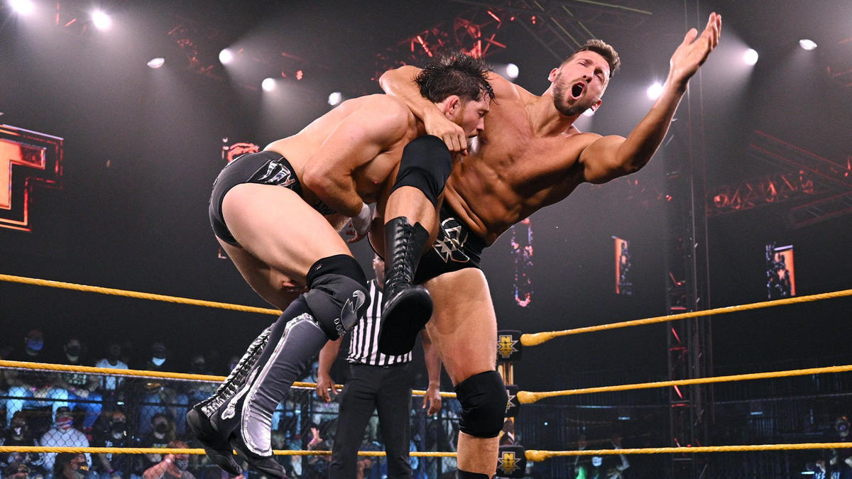WWE NXT Results (31/08/21): Women's Champion In Action; Ciampa Vs. Holland 42