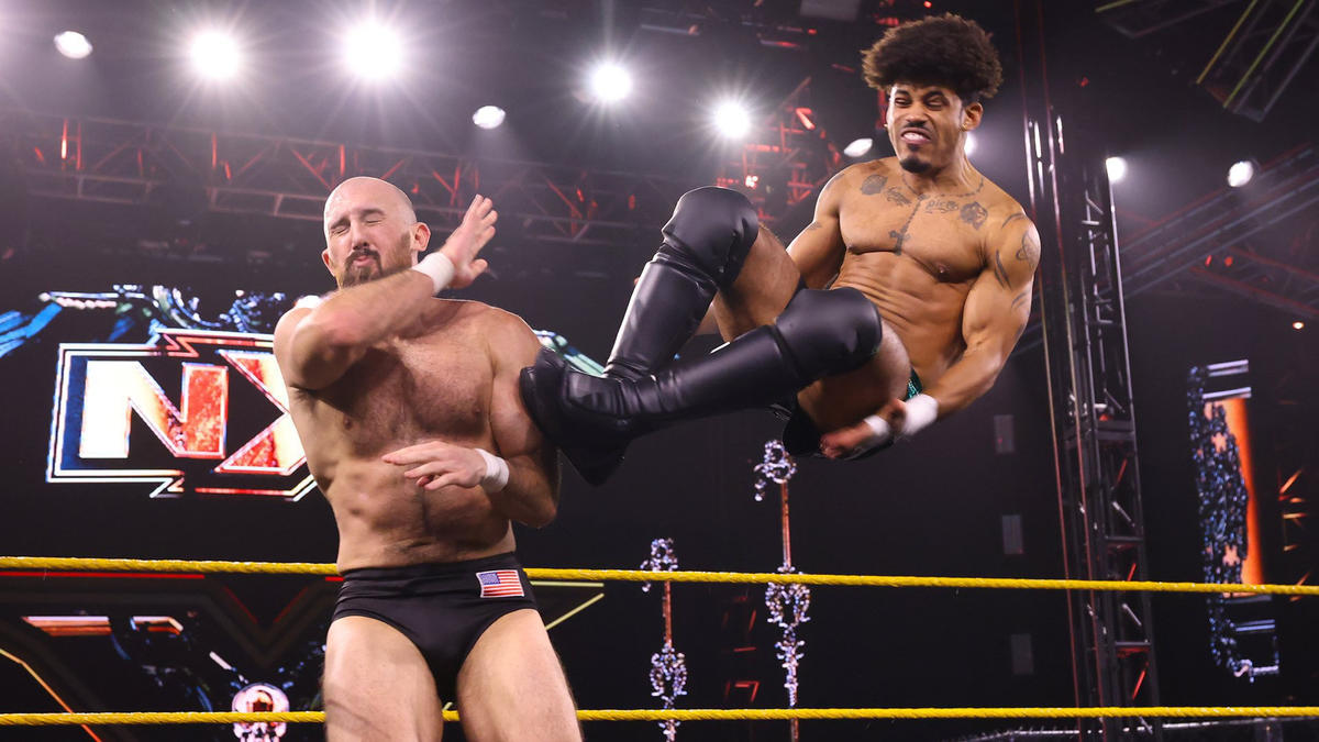 WWE NXT Results (07/09/21): Tag Team Championship Matches; In-Ring Debuts 128