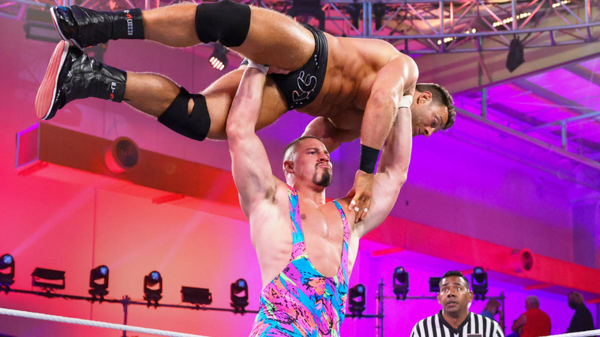 WWE NXT Results (14/09/21): Title Matches; InDex Wedding 103