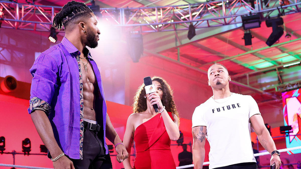 WWE NXT Results (14/09/21): Title Matches; InDex Wedding 104