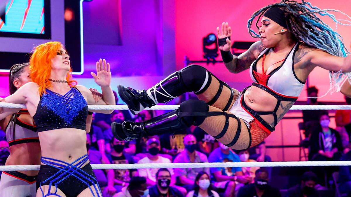 WWE NXT Results (14/09/21): Title Matches; InDex Wedding 105