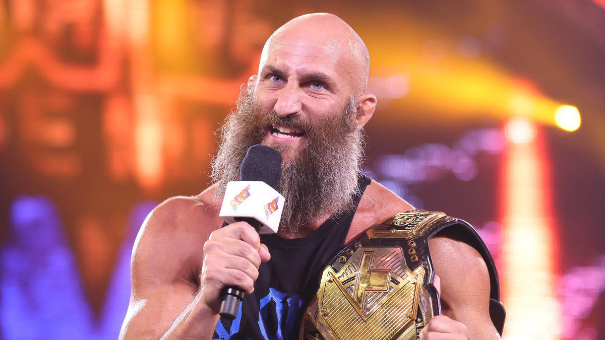 WWE NXT Results (21/09/21): New Champion Crowned; Mandy Rose Sends Message 1