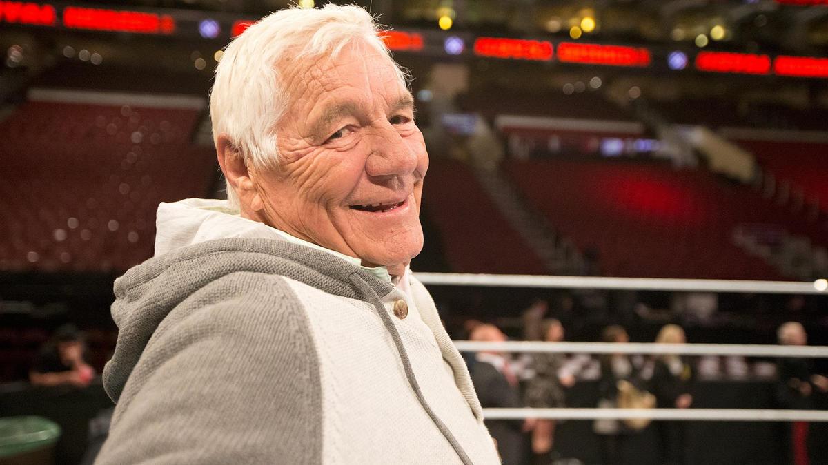 Pat Patterson figura clave de WWE.