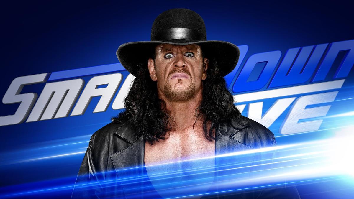 The Undertaker returns for SmackDown's landmark 900th episode