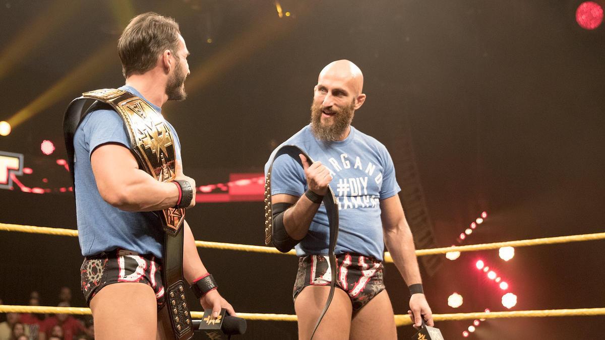 Resultats WWE NXT 7 decembre
