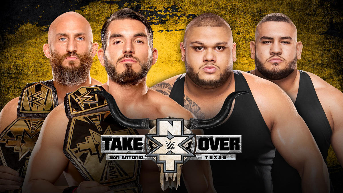 Wwe Nxt Take San Antonio 28 01 2017