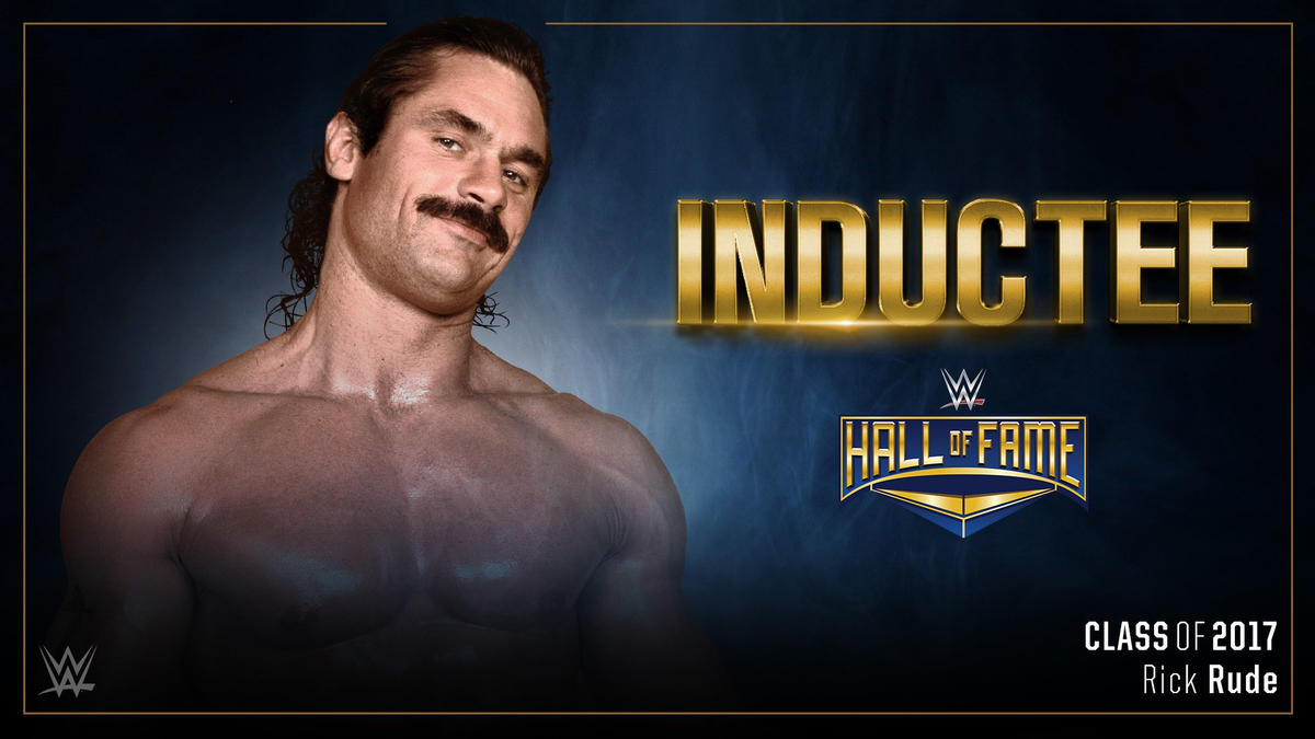 """Ravishing"" Rick Rude - WWE Hall of Fame Class of 2017"