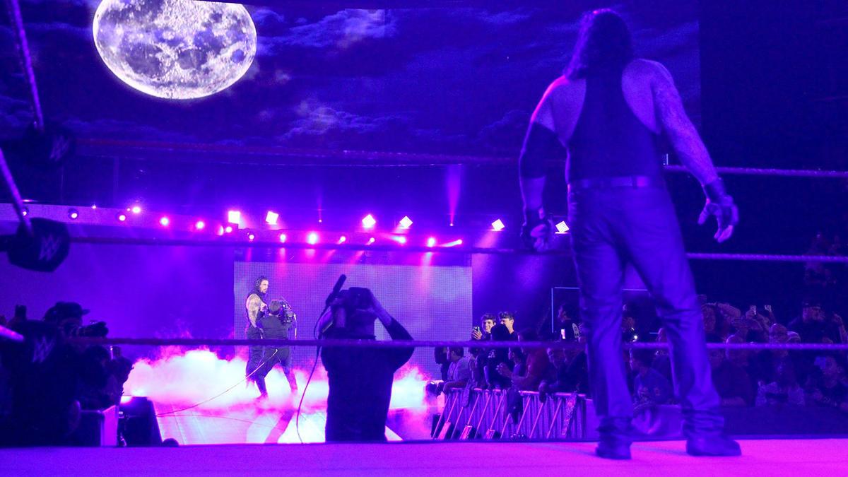 Atualização sobre possível aparição de The Undertaker no RAW