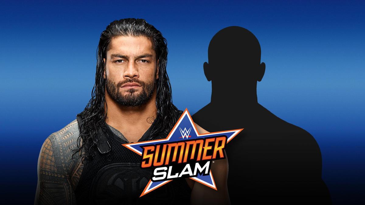 Carte de WWE ''SummerSlam'' 2017