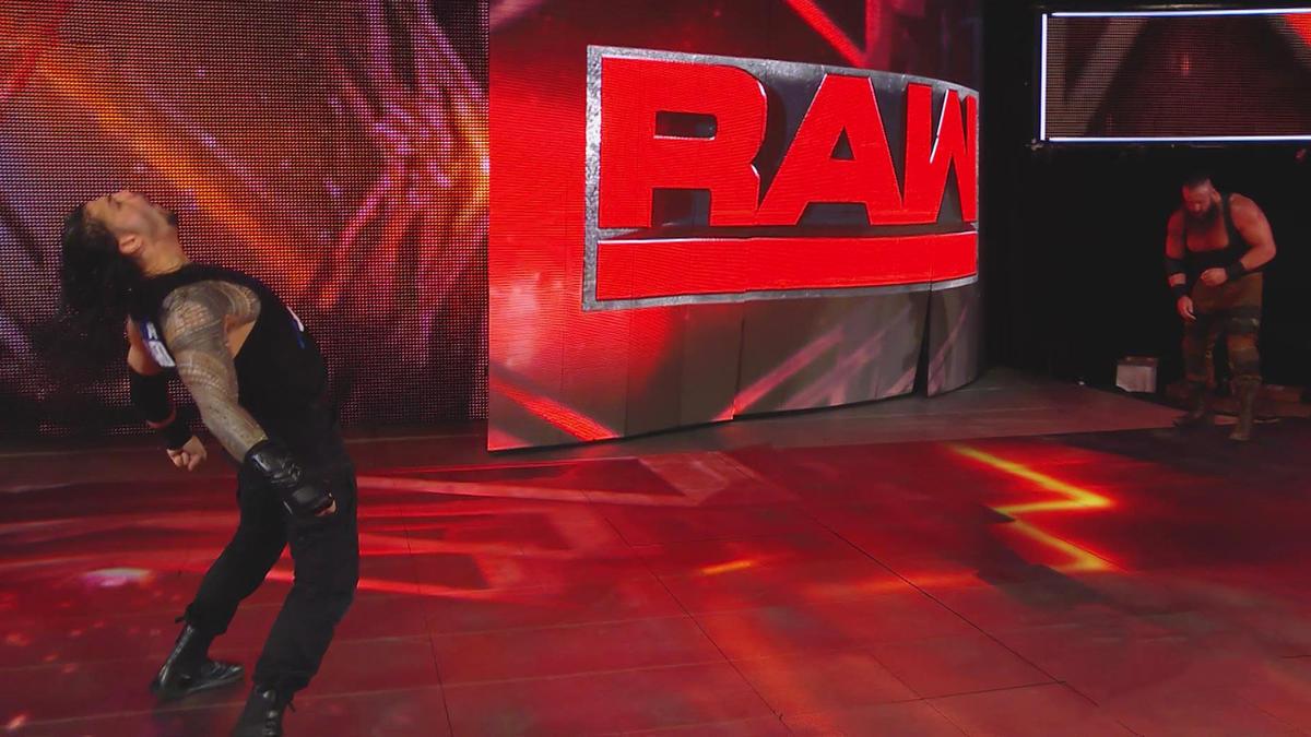 Monday Night Raw Results July 03 2017